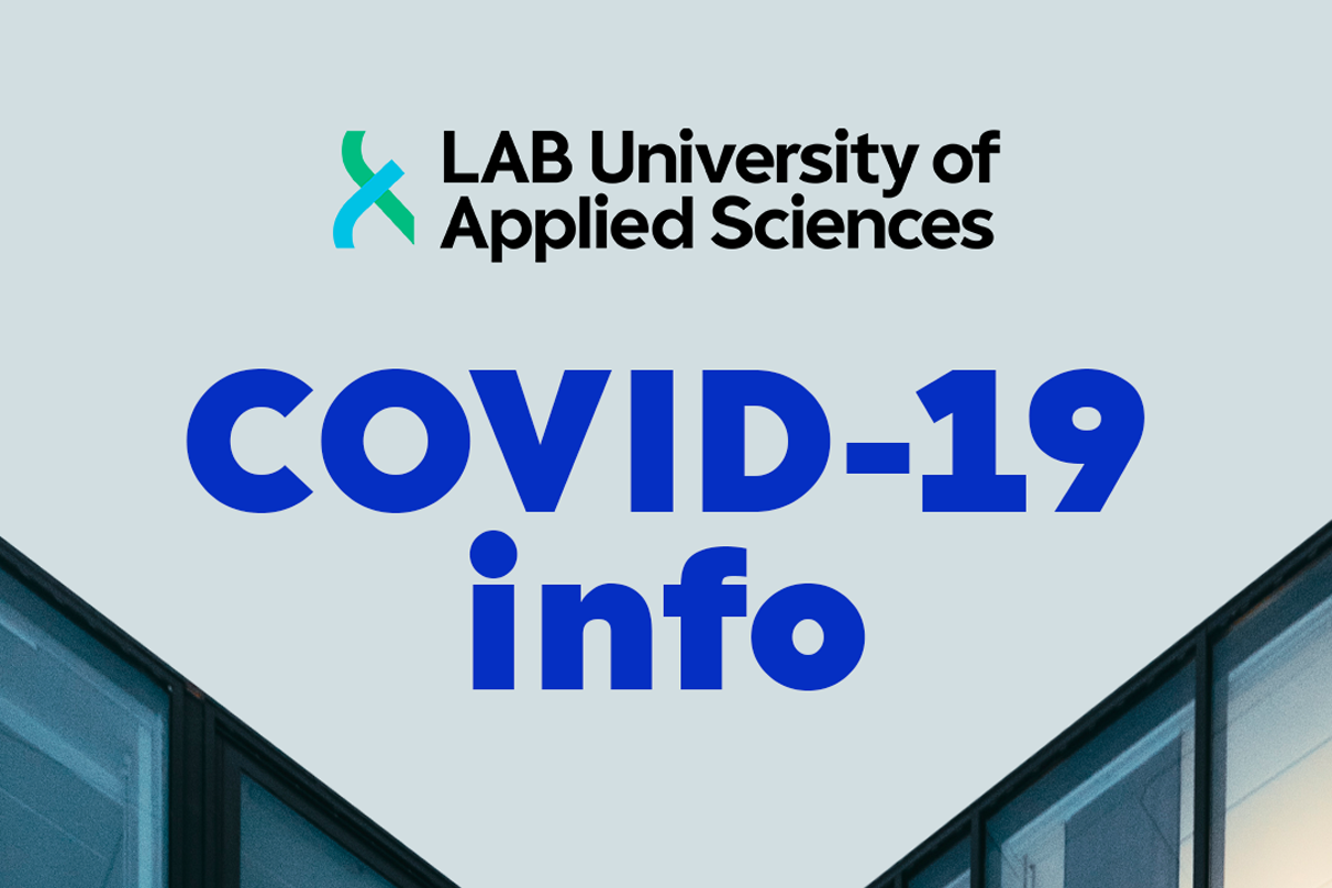 COVID-19 info LAB University of Applied Sciences